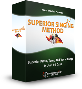 Lear to sing with Superior Singing Method